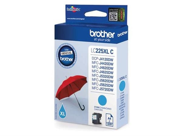 Brother LC-225XL c