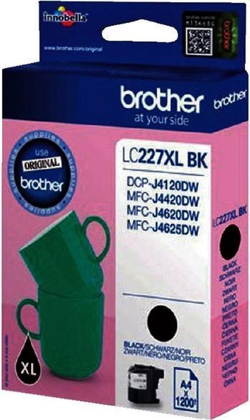 Brother LC-227XL BK